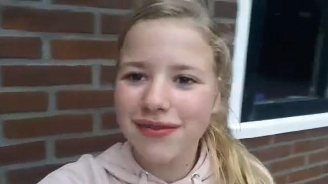 Megan (13) uit Stegeren grijpt naast titel beste Farmvlogger