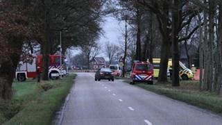 Motorrijder omgekomen bij ongeluk Hellendoorn