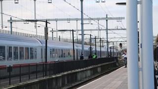 Trein stilgezet op station Oldenzaal