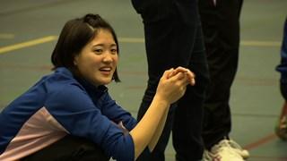 Japanners doen Sallandse handbalervaring op