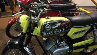 Zundapp's, Yamaha's, Kreidler's worden gepresenteerd