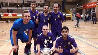 El Ninios wint Auni-toernooi