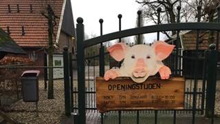 Kinderboerderij Enschede-Noord, vuurwerkvrije zone
