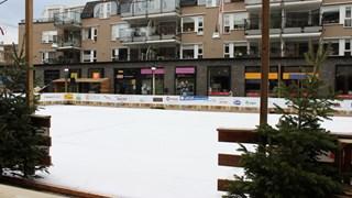 Vernielingen bij schaatsbaan Nijverdal