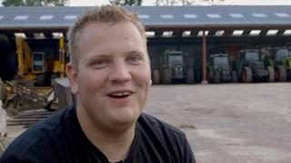 Erik-Jan uit Nieuwleusen is positief over zijn optreden in Brommers Kiek'n