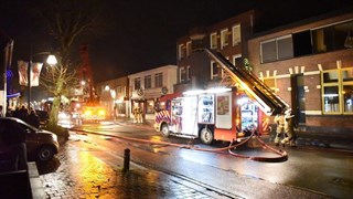 Brand in chinees restuarant