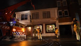 Brand in chinees restaurant
