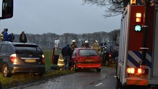 Ongeluk in Dalfsen