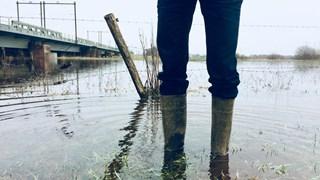 Waterschap vraagt dagjesmensen voorzichtig te zijn