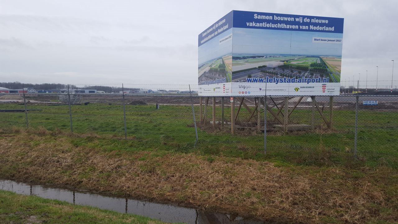Lelystad airport plans under fire, list of destinations is 'discriminatory'