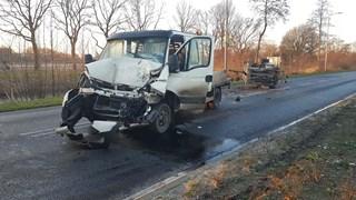 Ongeluk op N377