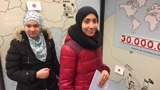 Expositie Kind onder Vuur in Enschede geopend