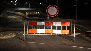 Tunnel in Rijssen dicht
