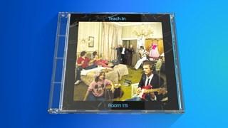 De hoes van Room 515, het album van Teach In dat na bijna 40 jaar weer boven water is