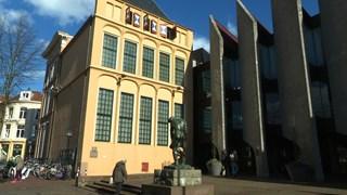 Zwolle gemeentehuis / stadhuis