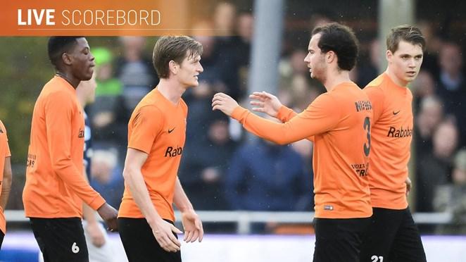 Live: HHC Hardenberg ontvangt TEC en Jong FC Twente speelt tegen ODIN'59