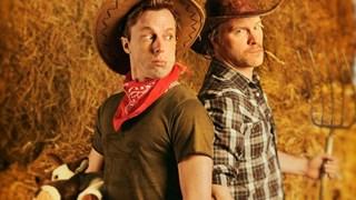 De Kleine Cowboy: Het Laagland
