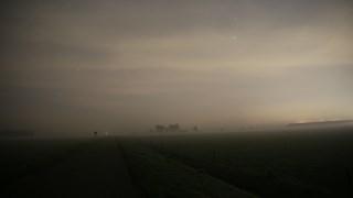Mist in Overijssel