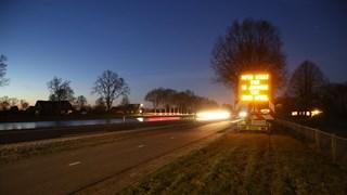 N750 tussen Vriezenveen en Vroomshoop ruim drie maanden dicht