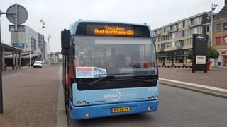 Keolis heeft bussen ingezet