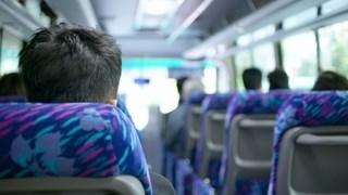 Bus (stockfoto)