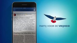 Kandidaat-raadslid PVV Almelo onder vuur