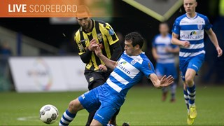 Zwolle ontvangt Vitesse