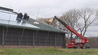 Energiecoöperatie Wieden-Weerribben is 616 zonnepanelen rijker