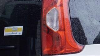 AutoMaatje sticker op auto
