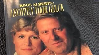 Koos Alberts en echtgenote Joke waren vanochtend op ziekenbezoek bij Harm Wolters