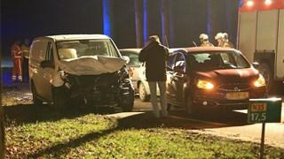 Ongeluk op N35 tussen Raalte en Heino