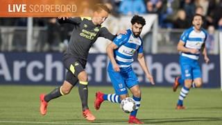 Zwolle gaat op bezoek bij koploper PSV