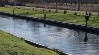 Politie zoekt vermiste man in Giethoorn