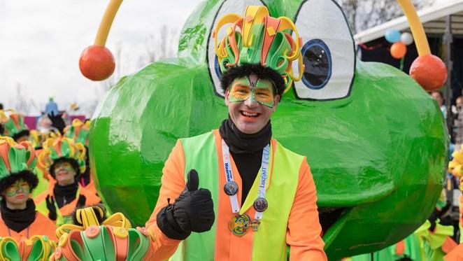 In beeld: Carnavalsoptocht Albergen 2018