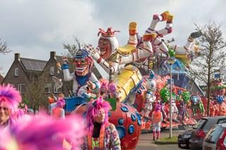 Carnavalsoptocht Albergen 2018