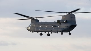 Militaire helikopter Chinook CH-47f
