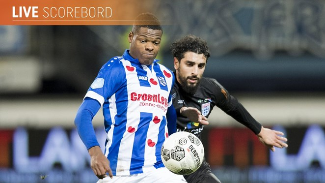 Live: PEC Zwolle ontvangt sc Heerenveen