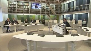 Voormalig wethouder Marc-Jan Ahne werd tijdens de eerste dag gehoord