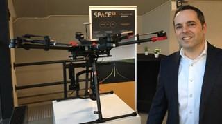 Dronepiloten opgeleid in Enschede