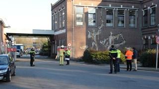 Brandweer schiet TenCate te hulp