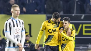 NAC Breda - Heracles Almelo