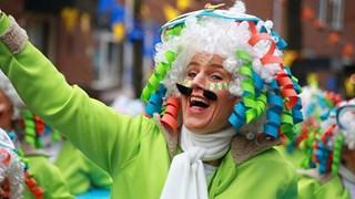 Carnaval in Overijssel