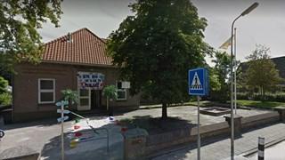 De nieuwe locatie van de fusieschool in Wannperveen