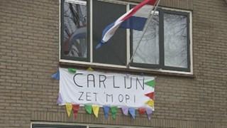 Support voor Carlijn Achtereekte