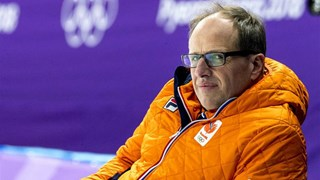 Jac Orie, de coach van Carlijn Achtereekte