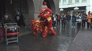 Chinees Nieuwjaar in Enschede gevierd