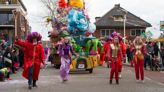 Kijk terug: de Grote Sallandse Carnavalsoptocht in Raalte