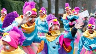 Carnavalsoptocht Ootmarsum