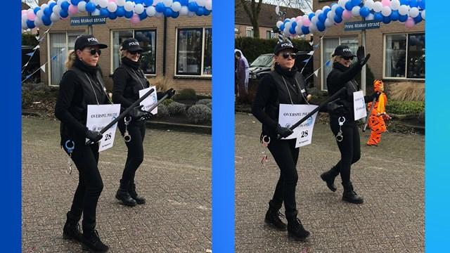 De Overspel-politie in Geesteren - fotograaf: RTV Oost