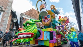 Twentse Carnavalsoptocht Oldenzaal